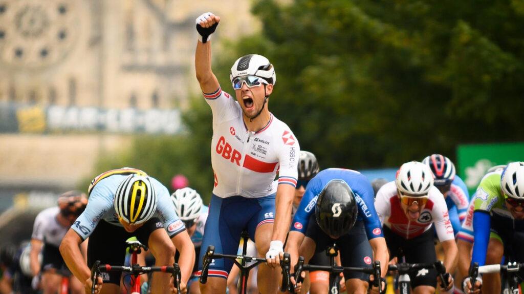 Vernon gana la Etapa 4 del Tour de l'Avenir y Jordan Rodríguez se retira