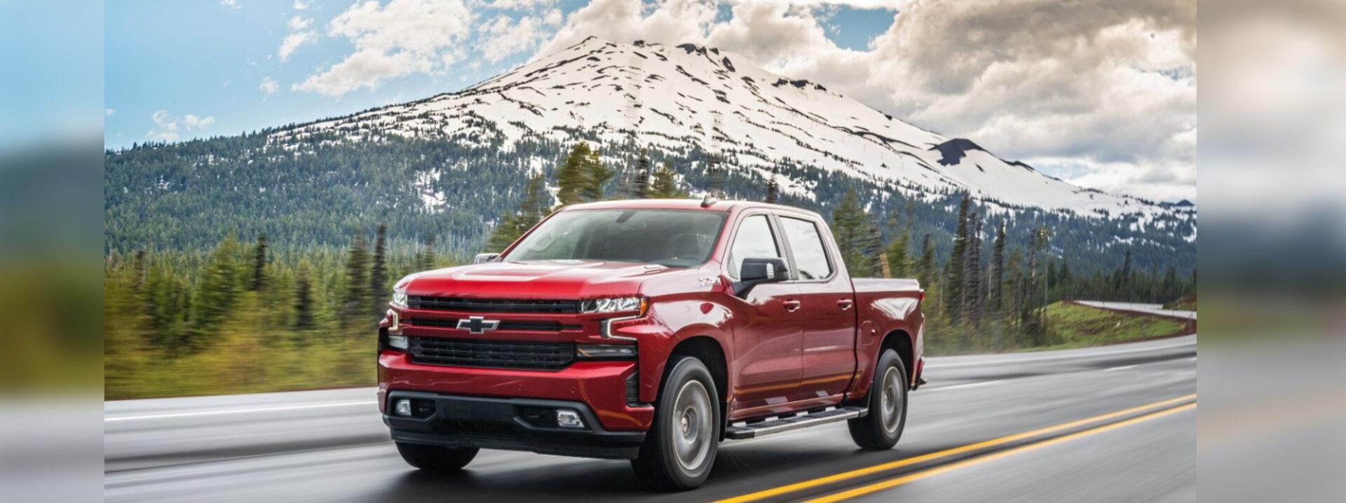 Chevrolet presenta su sistema de dirección de cuadro ruedas