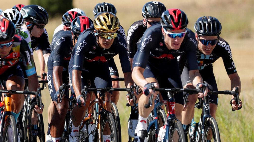 La Etapa 6 de la Vuelta a España tiene un duro final en alto