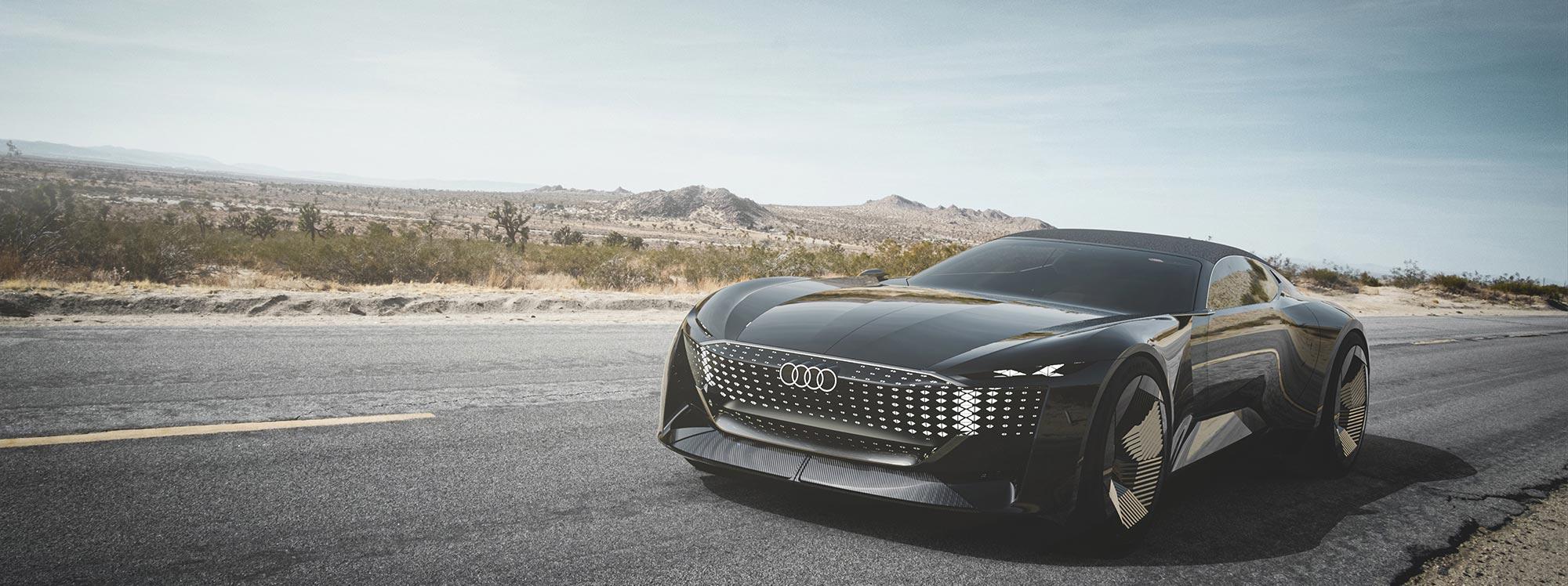 Audi presenta el descapotable autónomo del futuro