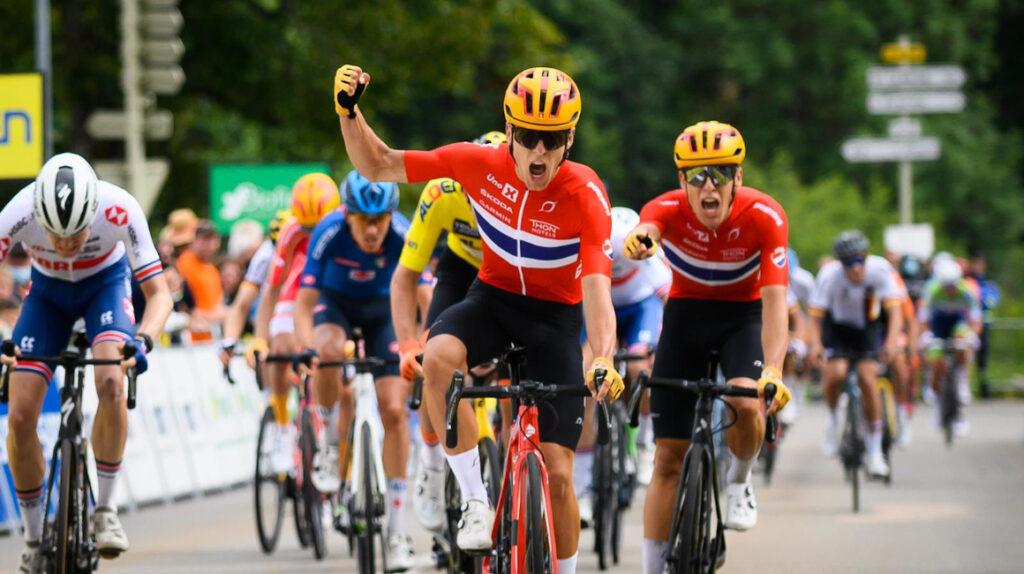 Los hermanos Johannessen se llevan la Etapa 6 del Tour de l'Avenir