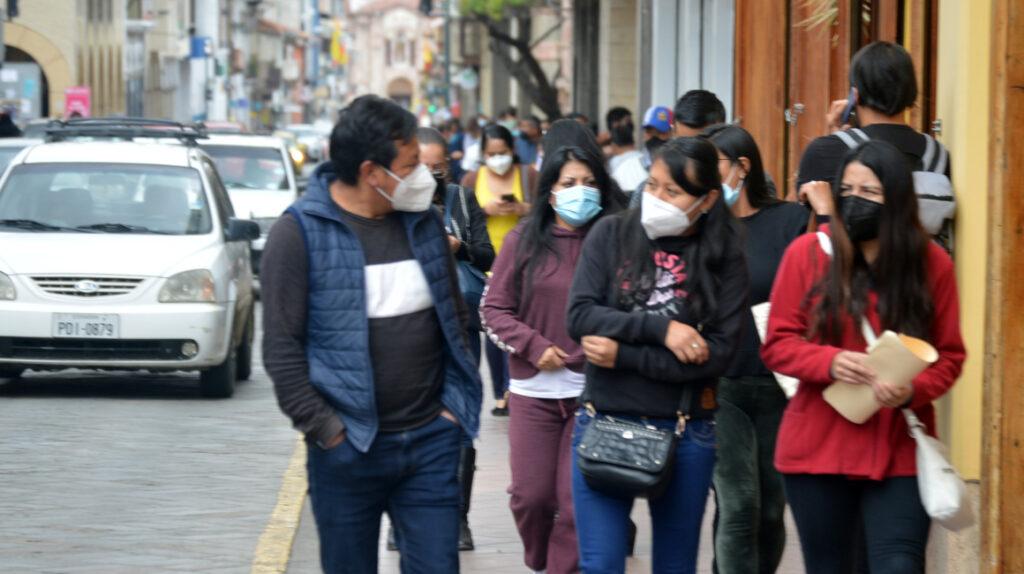 Ministerio de Salud confirma 187 casos de la variante delta en Ecuador