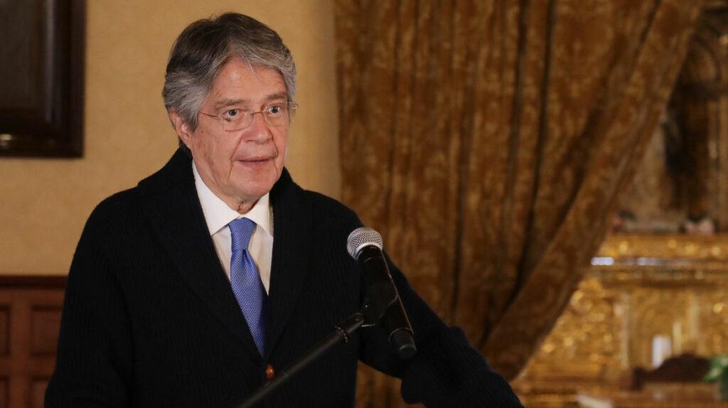 El presidente Lasso realizará una visita oficial a México desde el lunes