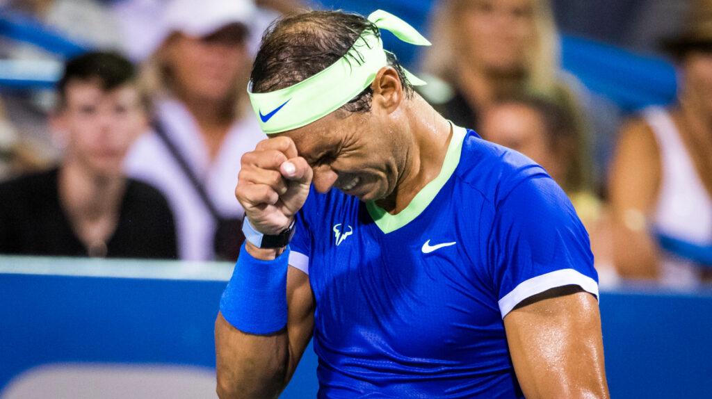 Rafael Nadal pone fin a su temporada y no volverá a jugar en 2021