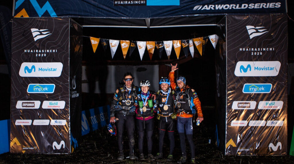 El Movistar Aventura Team busca su cuarto título en el Huairasinchi