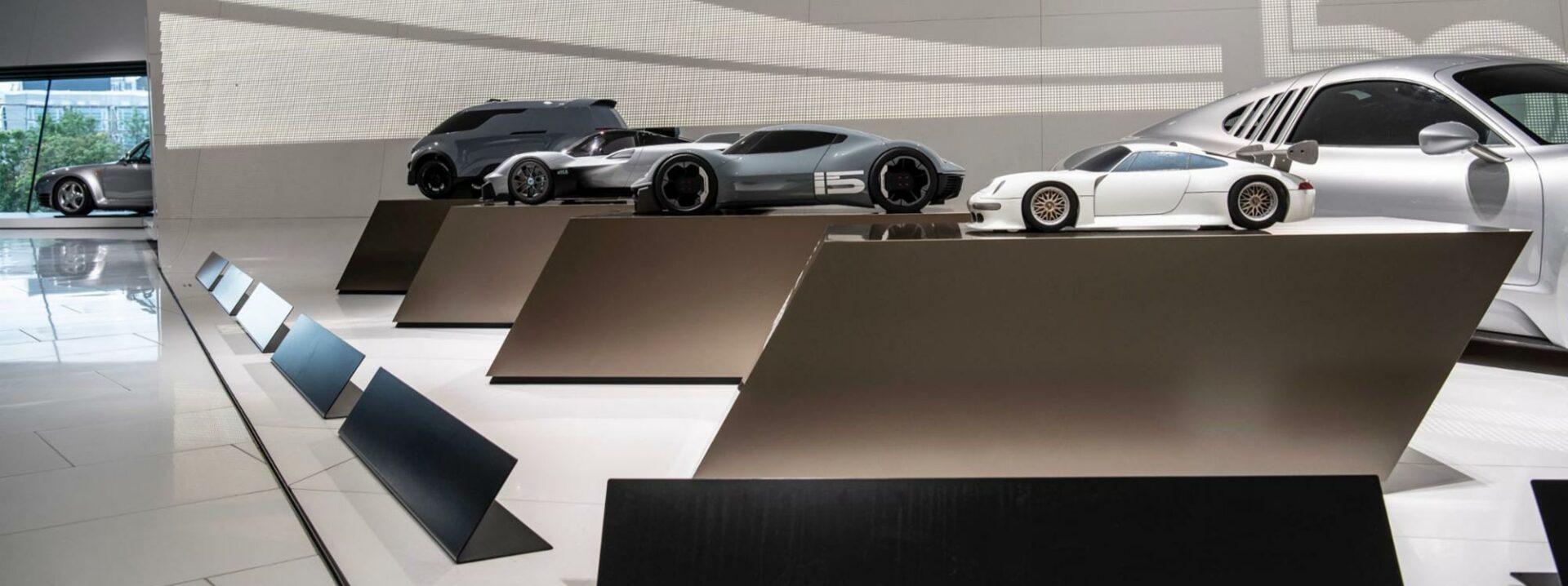 Conozca la cuna de los modelos Porsche