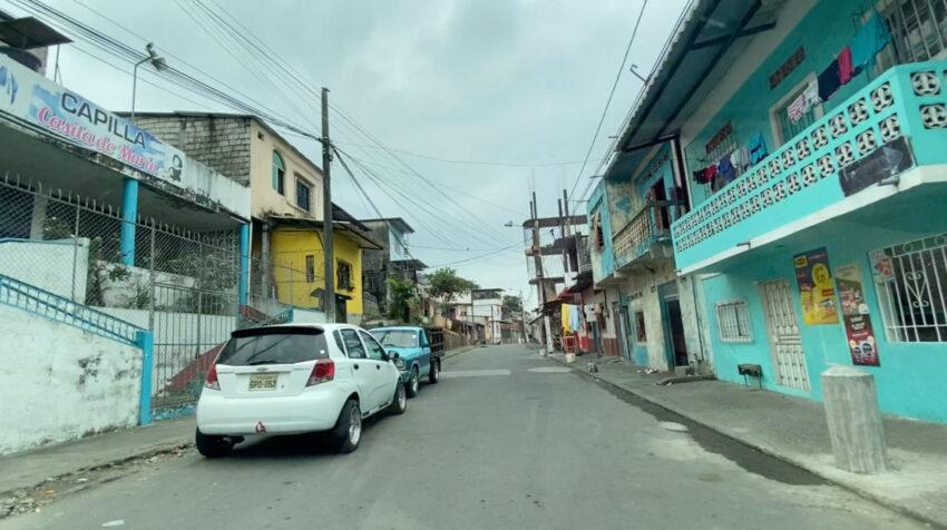 La parroquia 'La Venus'  es una de las más pobladas de Quevedo. Los Ríos, 18 de agosto de 2021.