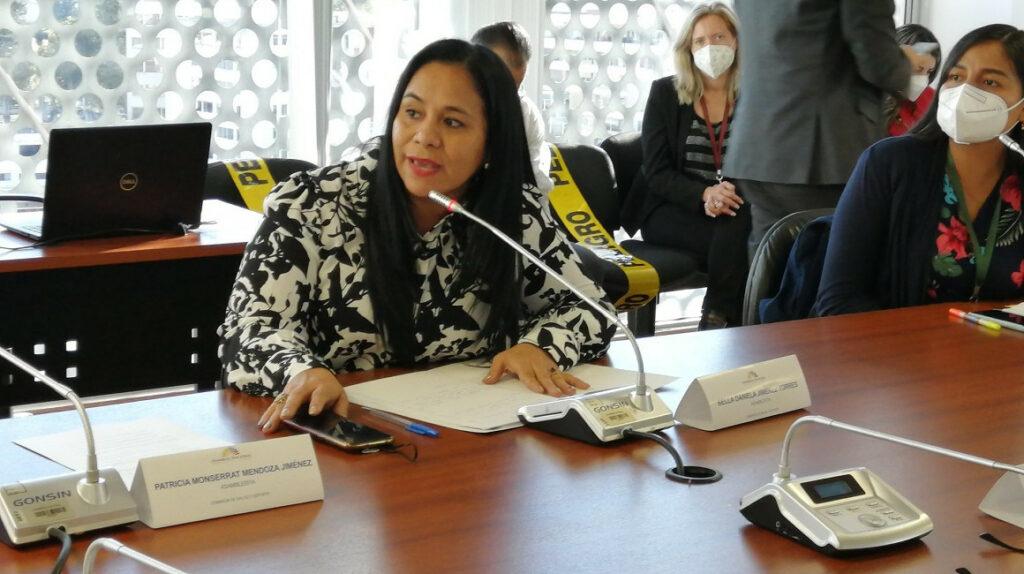 ID denunció a la asambleísta Bella Jiménez ante la Comisión de Ética