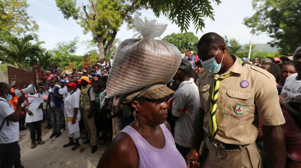 Haití: 650.000 personas necesitan ayuda humanitaria urgente tras el terremoto