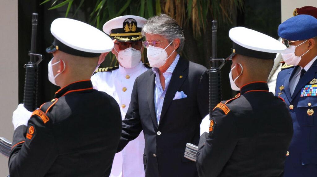 Presidente Lasso alista viaje a México y Estados Unidos