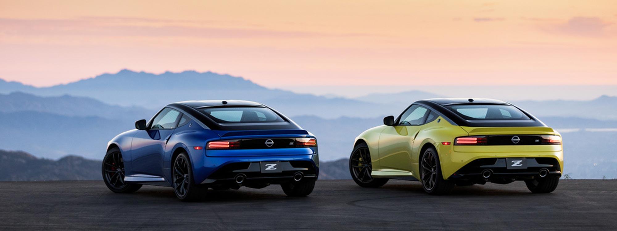 Nissan: Una nueva versión del deportivo Z