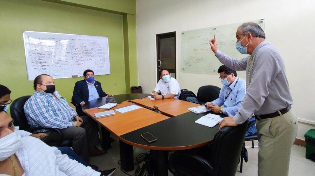 """Andino: """"Burocracia es un problema para el Hospital Teodoro Maldonado"""""""