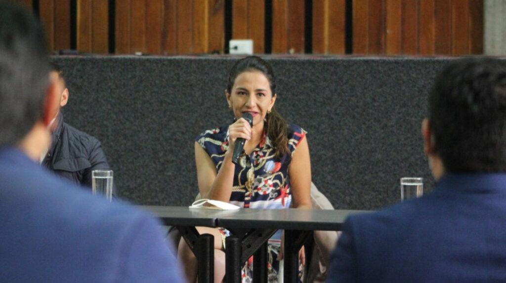 Tanlly Vera, la tercera del gabinete en dejar el Gobierno del Encuentro