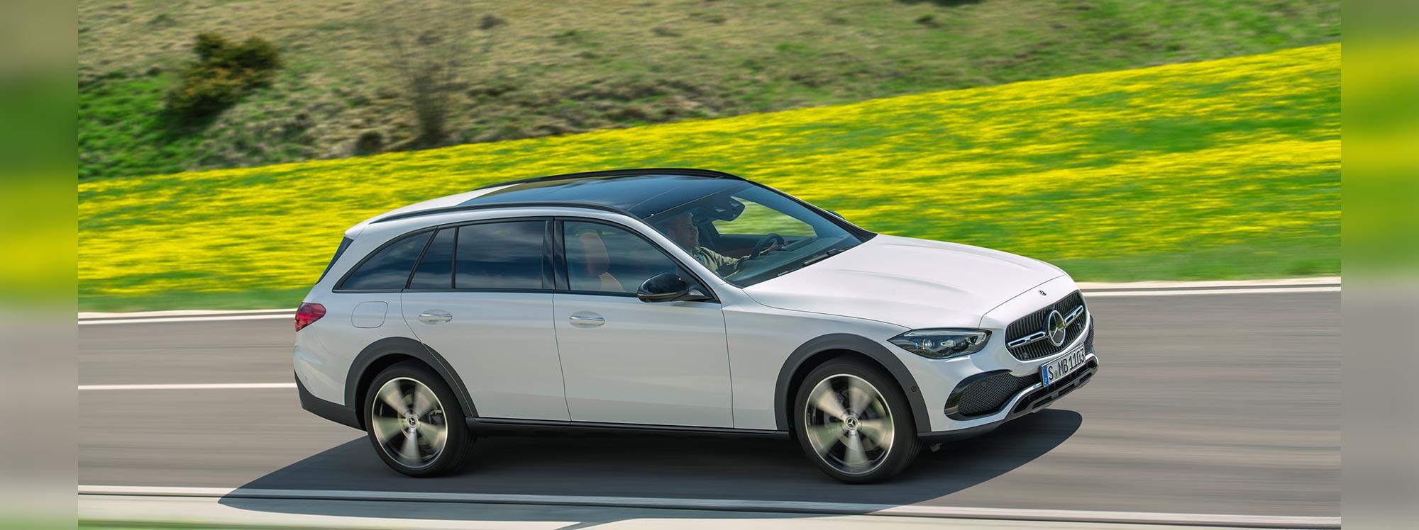 Mercedes Benz y su nueva era todoterreno