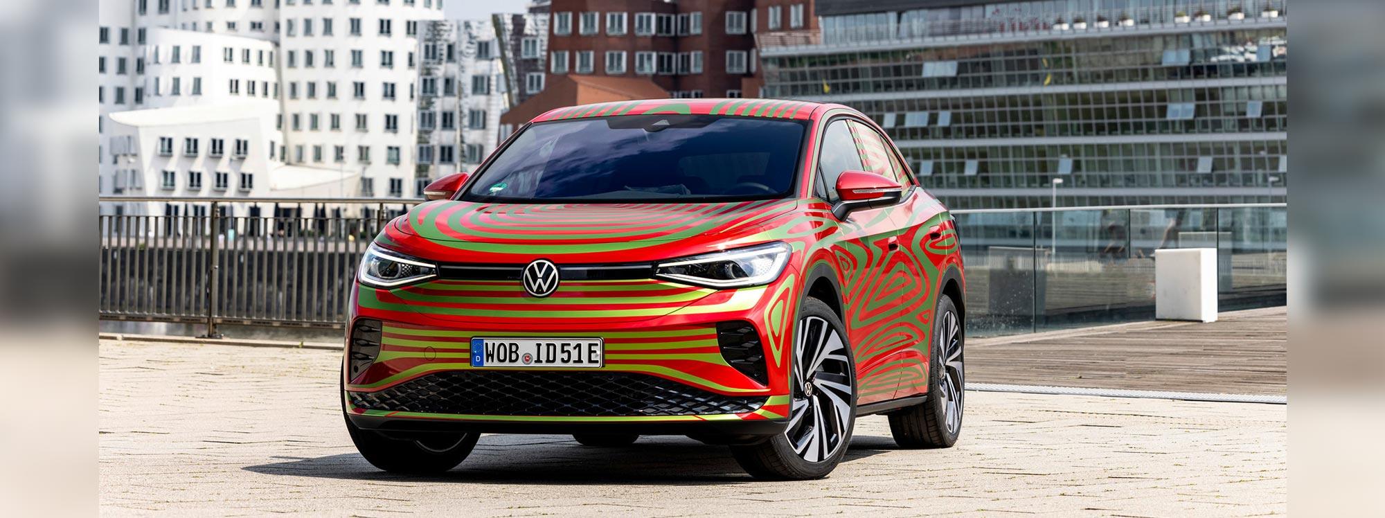 SUV GTX, nueva gama de Volkswagen
