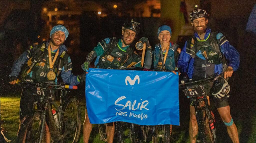 Movistar Aventura Team es campeón del Huairasinchi por cuarta ocasión