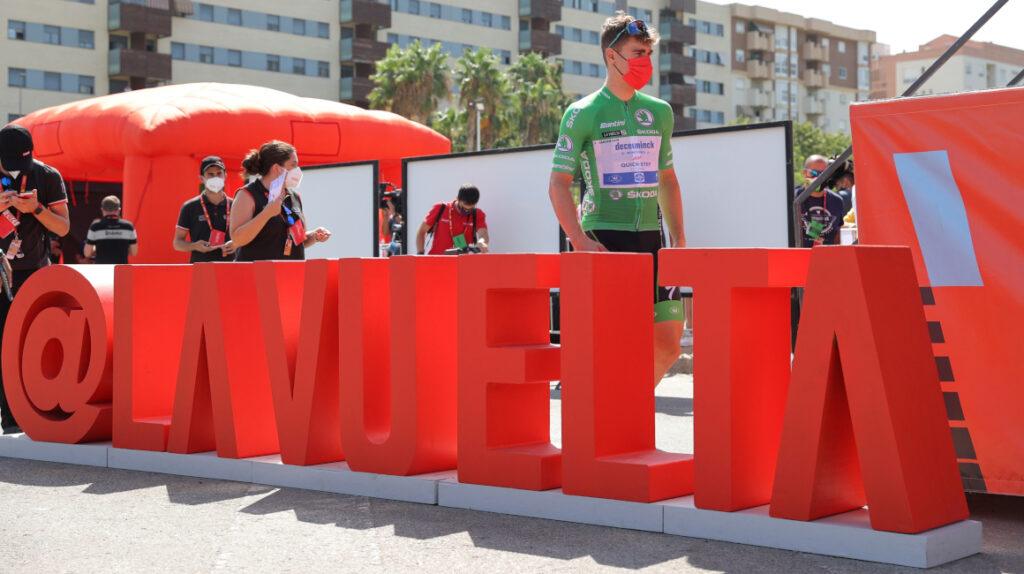 La Etapa 13 es la más larga de la Vuelta a España 2021
