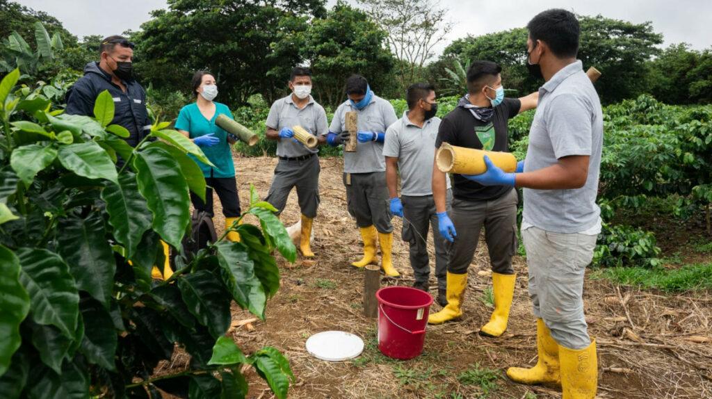Erradicar la mora en Galápagos cuesta USD 1.500 semanales