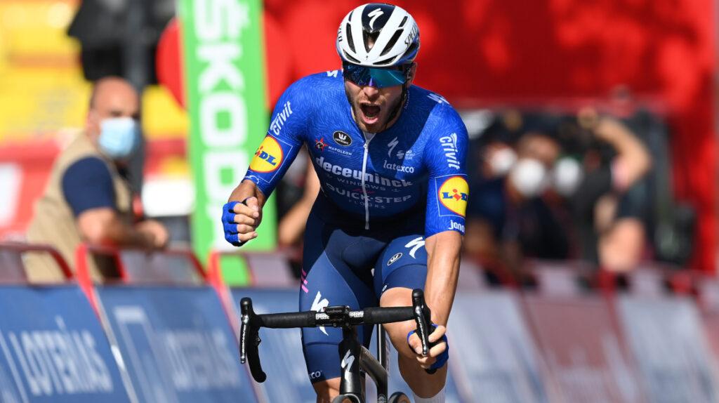 Florian Sénéchal sorprende y se lleva la Etapa 13 de la Vuelta a España