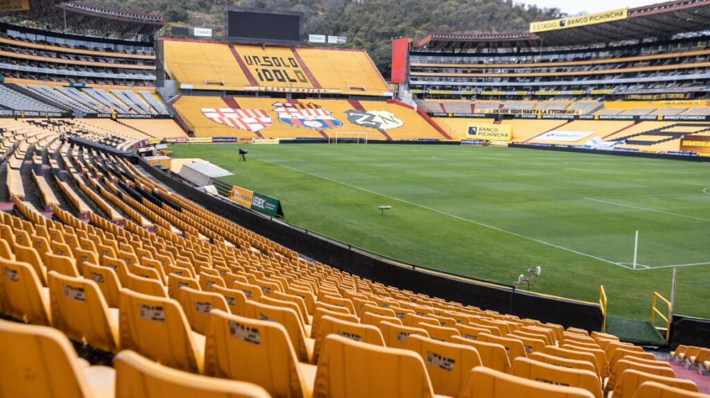 Los clubes de la LigaPro sienten el 'efecto taquilla' por la pandemia