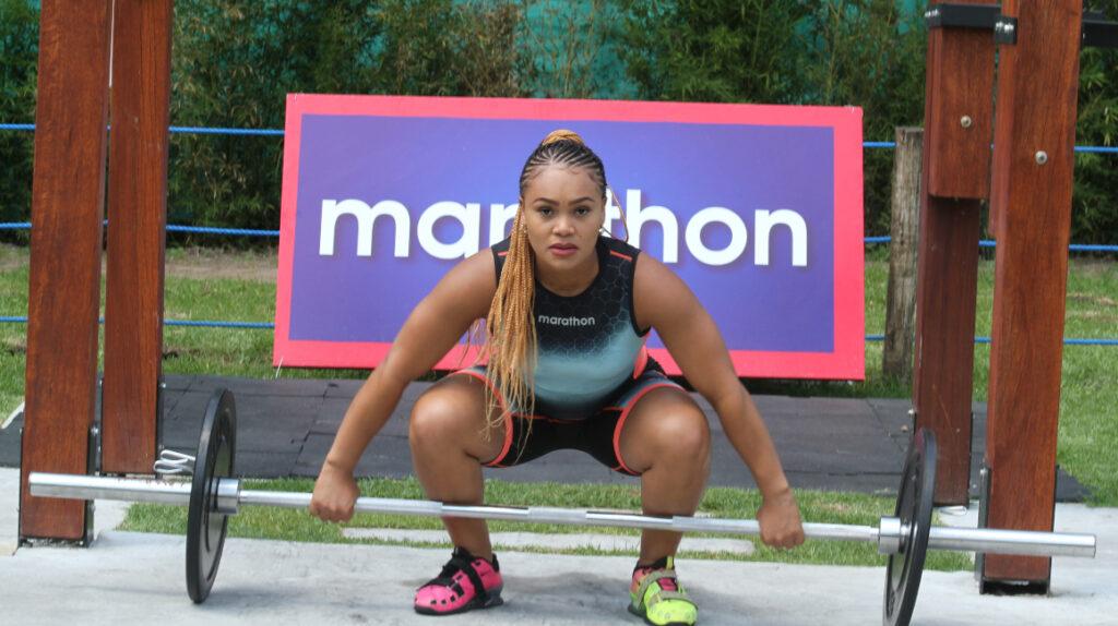 La medallista Neisi Dajomes estudiará psicología deportiva
