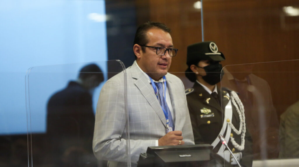 Otra acusación por gestión de cargos en la Asamblea, ahora a Elías Jachero