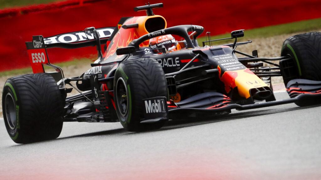 Max Verstappen saldrá primero en el Gran Premio de Bélgica
