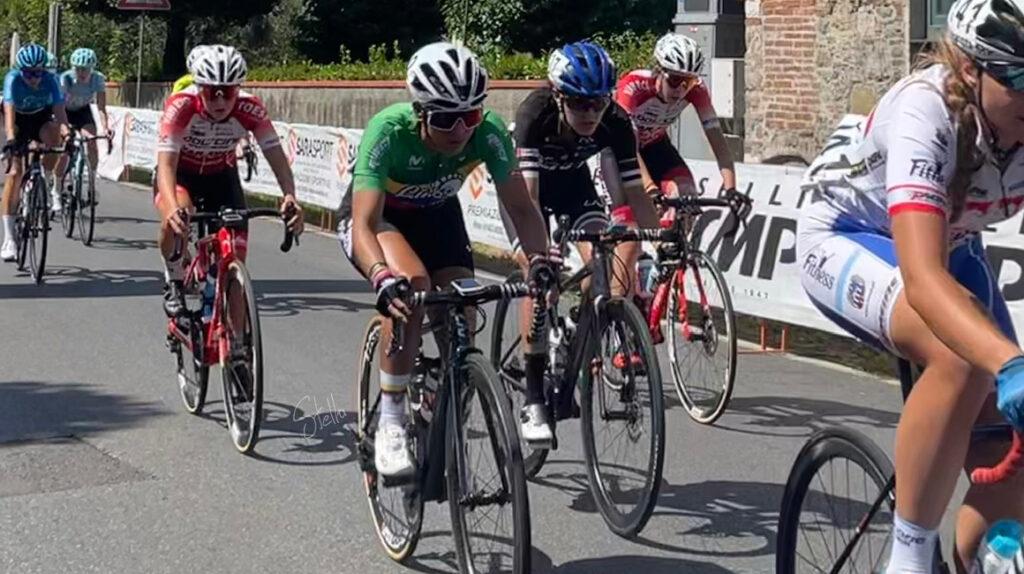 Miryam Núñez se ubica en el puesto 52 en la Etapa 1 del Giro de la Toscana