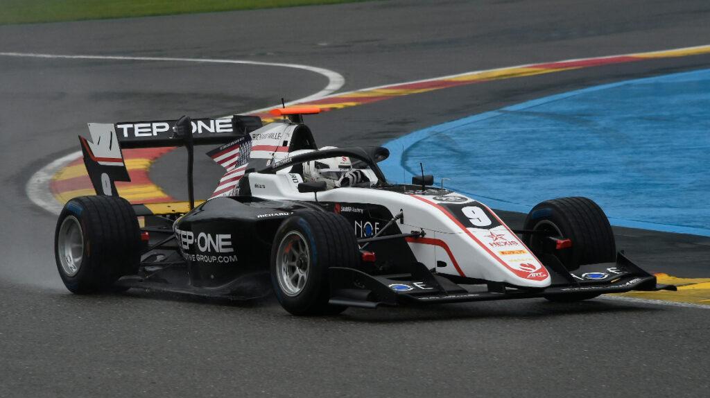 Juan Manuel Correa acaba en el puesto 18 en la segunda carrera de Bélgica