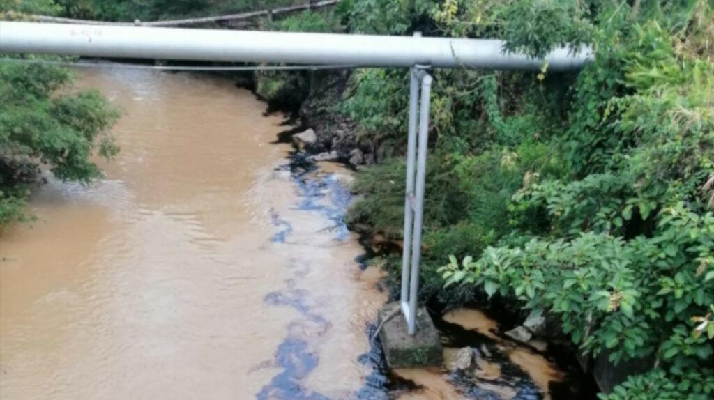 Petroecuador controló fuga en oleoducto Bermejo Lumbaqui