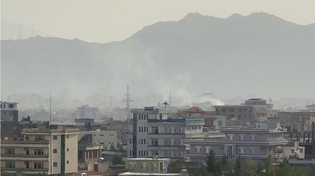 Nueva ofensiva de Estados Unidos contra objetivo terrorista en Kabul