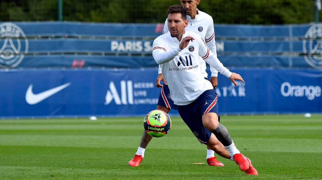 Fecha, hora y canales para ver el debut de Lionel Messi con el PSG