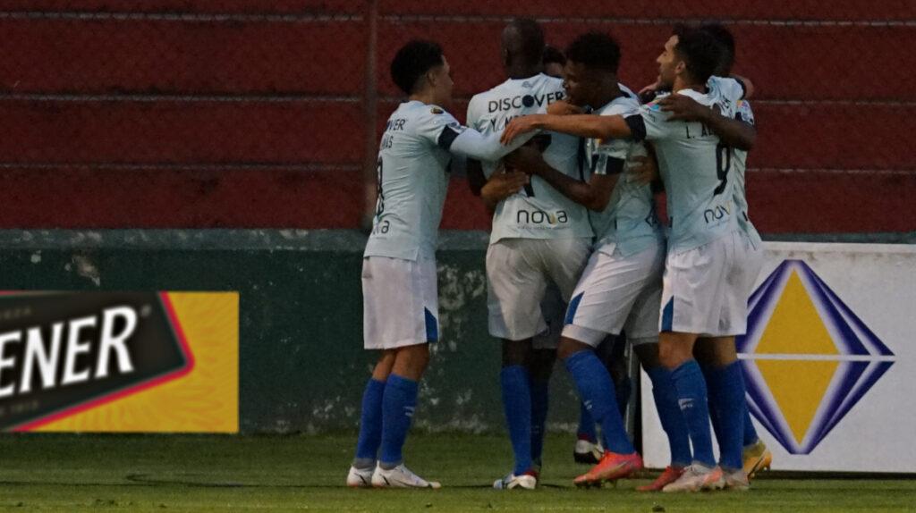 U. Católica le da la vuelta al marcador y le gana al Macará en Ambato