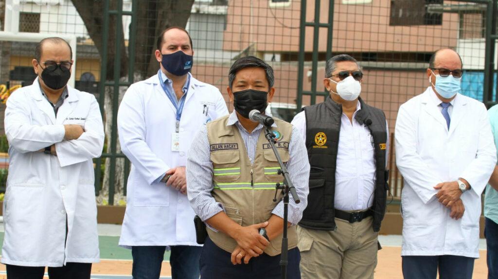 Tasa de muertes por Covid-19 en Guayaquil sigue baja dice COE Cantonal