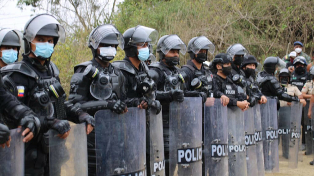 Controles militares en Manabí detectaron 40 pistas sospechosas