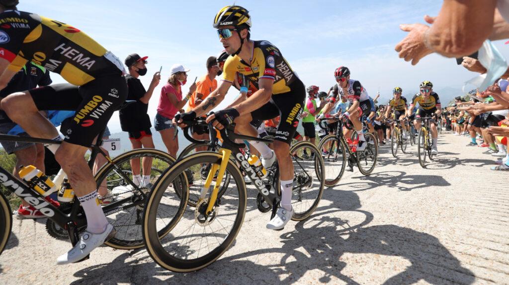 Última semana de la Vuelta a España 2021: Todos contra Roglic