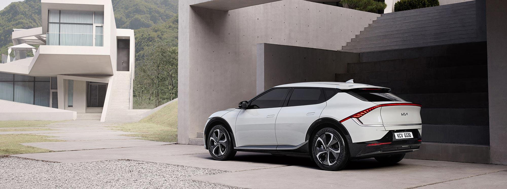 Kia EV6: nueva etapa de seguridad y funcionalidad