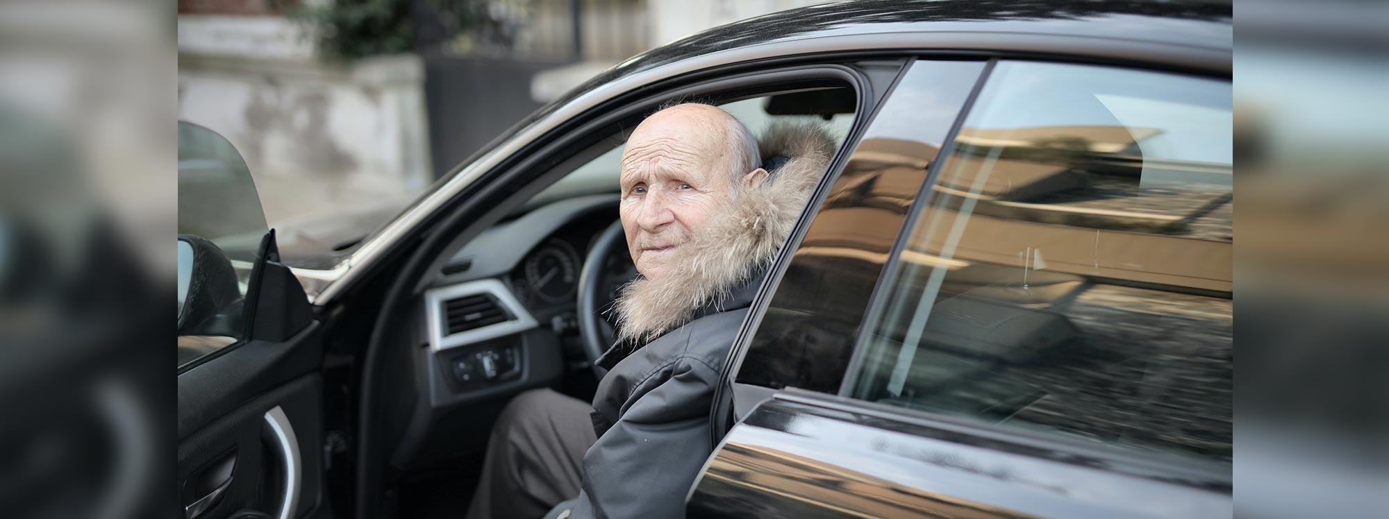 ¿Existe un límite de edad para dejar de conducir?