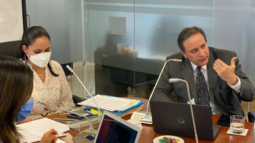 La proforma 2021 no refleja aún la visión del Gobierno, según Cueva