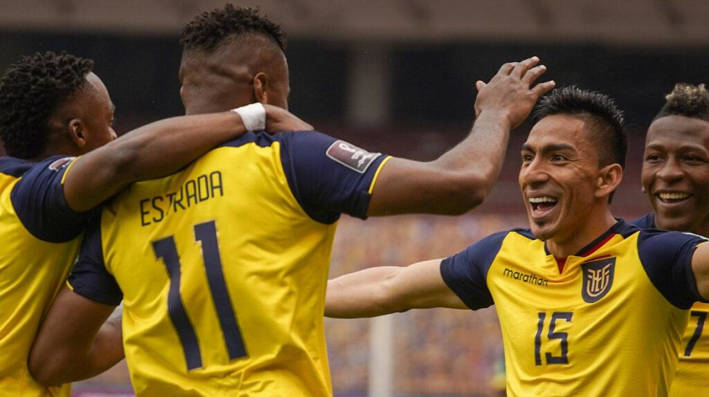 Ecuador nunca ha perdido ante Paraguay en Quito por Eliminatorias