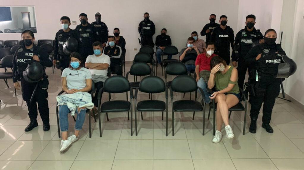 Caso Isspol: 9 detenidos por falsedad de información en Guayas