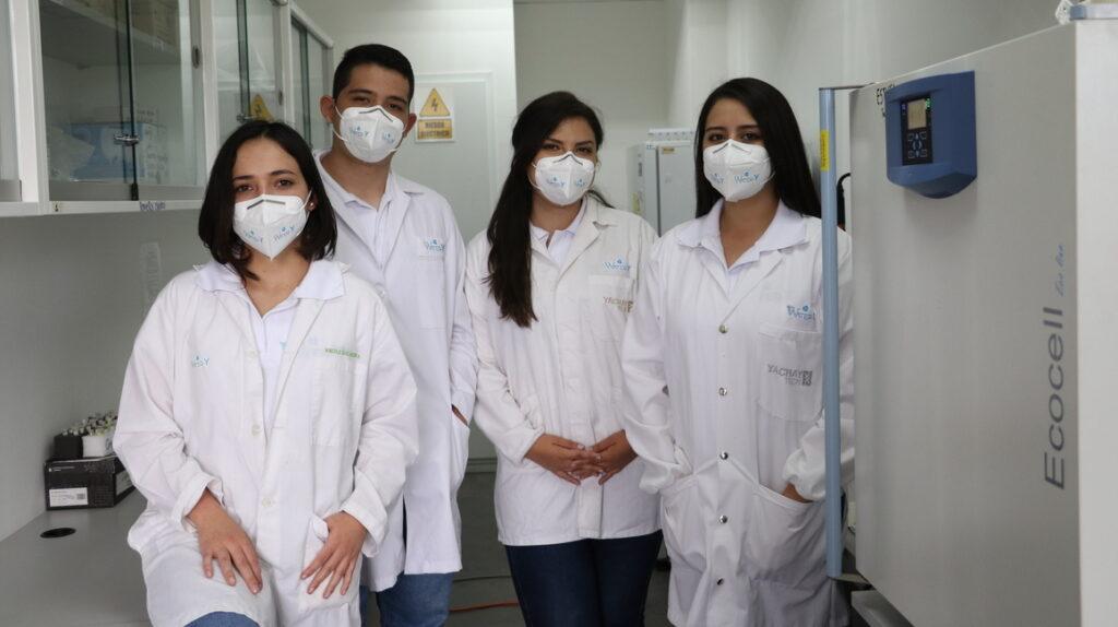 Water-Y, el proyecto de cuatro universitarios para producir agua a partir del aire