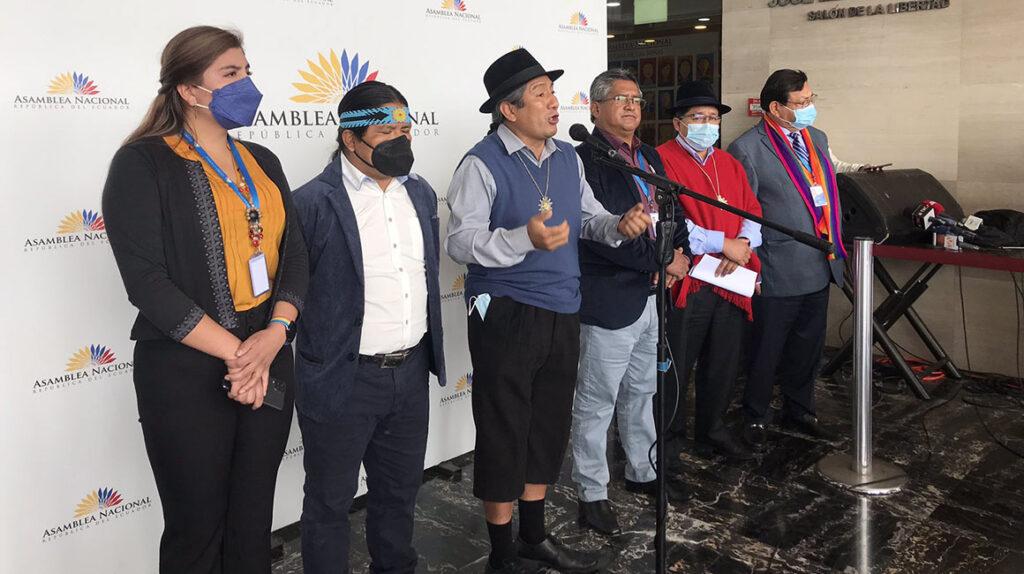 Directivas de Pachakutik en Guayas y Manabí, en conflicto por denuncias
