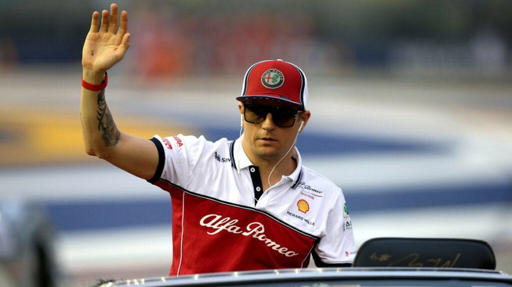 Kimi Raikkonen anuncia su retiro de la F1 cuando acabe esta temporada