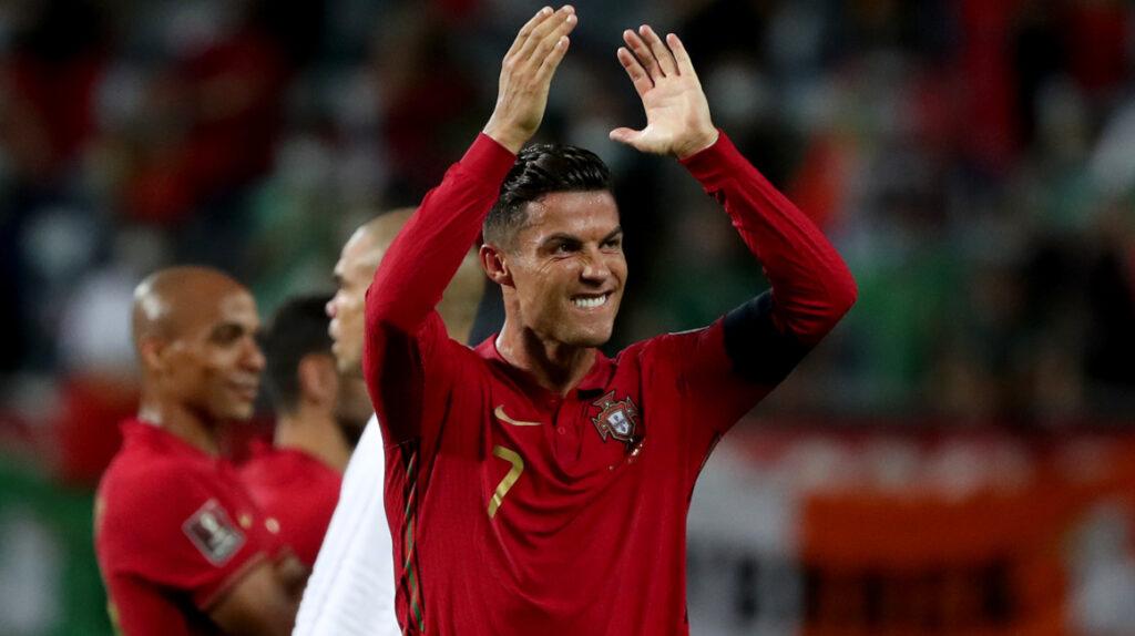 Ronaldo se convierte en el máximo goleador histórico de selecciones