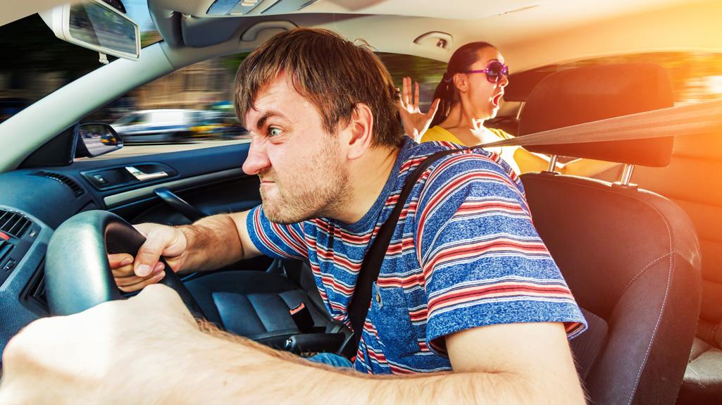 ¿Estresado y ansioso al volante? ¡Alerta!