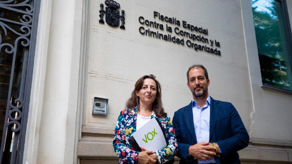 España: Vox denuncia a Podemos por supuestos pagos de la Embajada ecuatoriana