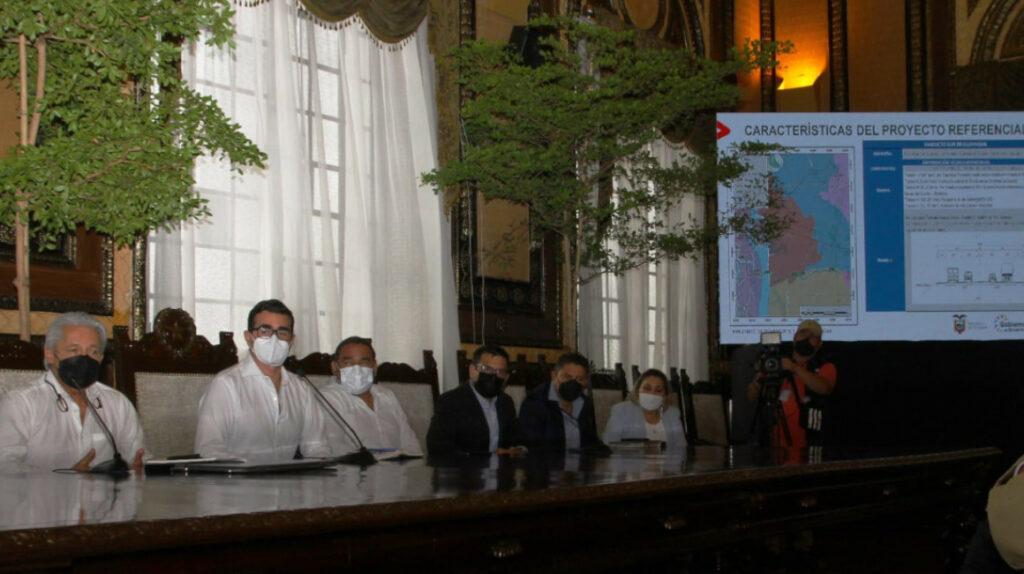 El quinto puente de Guayaquil, una promesa incumplida desde 2008
