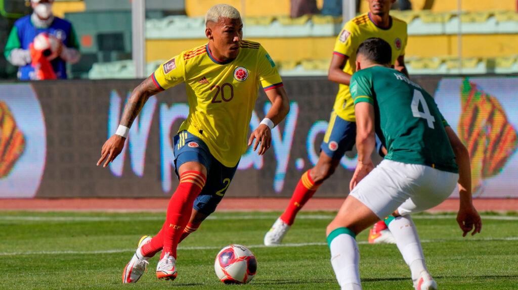 Colombia se lleva un empate ante Bolivia en La Paz