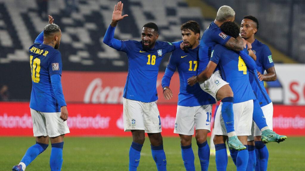 Brasil, imparable en las Eliminatorias: sumó su séptima victoria